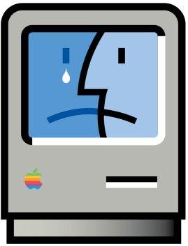 Sad Mac (lånad från nätet)
